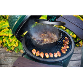 Liatinový kotlík 5,2 L dutch oven na varenie diviny