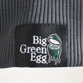 Big Green Egg Mikina so zipsom tmavosivej farby