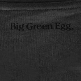 Big Green Egg Tričko EGG tmavo sivé unisex