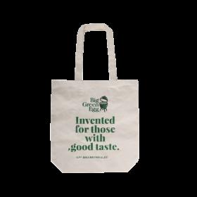 Taška Plátno Invented 100% organická bavlna