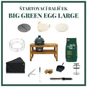 Big Green Egg Large štartovacia zostava accacia