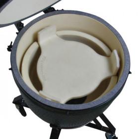 KonvEGGtor, keramická podložka pre nepriame varenie