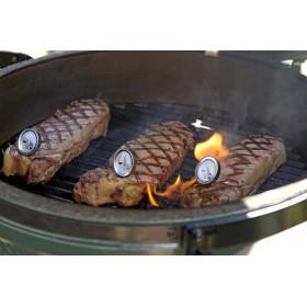 Steaky najlepšie chutia keď sa pripravia na liatinovom rošte!