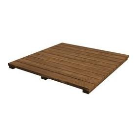 Výplň doplnkového rámu so skrinkou z agátového dreva