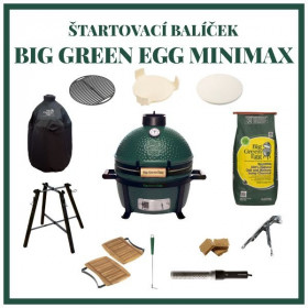 Štartovací balíčkek Big Green Egg MiniMax