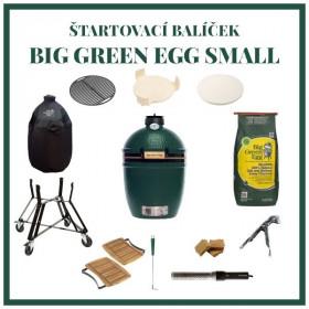Big Green Egg Small zostava štartovací balíček
