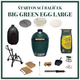 Big Green Egg Large zostava štartovací balíček