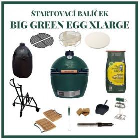 Big Green Egg XLarge zostava štartovací balíček